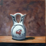 Acoma Wedding Vase Sold