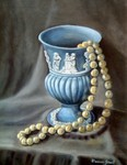Wedgewood With Pearls